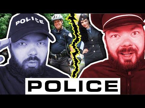 POLICE FRANÇAISE VS RUSSE - Daniil le Russe