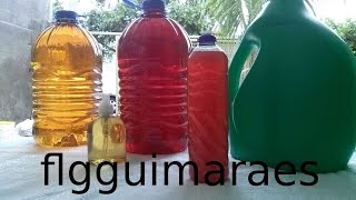 Como Fazer Sabão Liquido de Ótima Qualidade