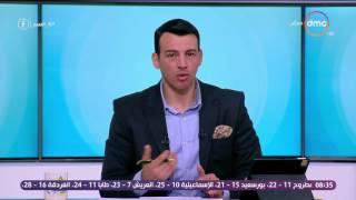 8 الصبح - ضابط إماراتي يصطدم بسيارة مواطن مصري فى
