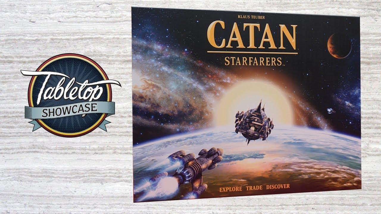 Download Tabletop Showcase - Catan Starfarers