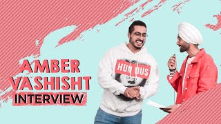 Amber Vashisht Interview at Gaana Crossblade Music Festival | Chandigarh