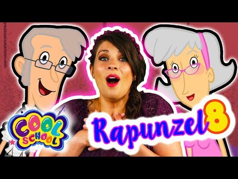 Rapunzel Chapter 8 | Story Time with Ms. Booksy at Cool School