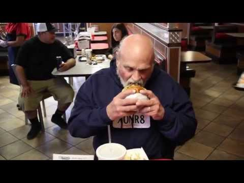 Wrongfully Imprisoned Man Eats A Bacon Cheeseburger After 36 Years Behind Bars