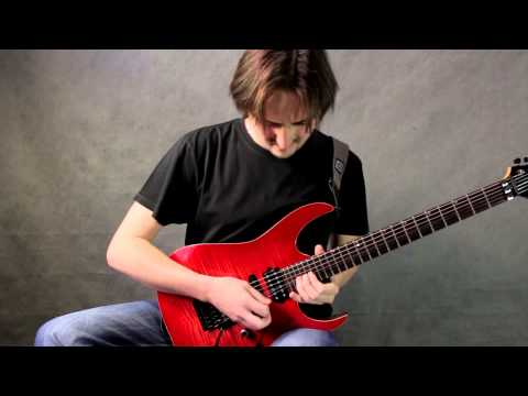 Joe Satriani - The Crush Of Love (Cover by Vladimir Shevyakov)