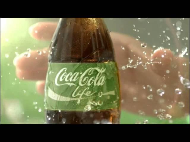 Coca Cola Life Reklame 2015 Youtube