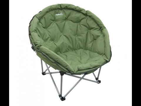 Ремонт раскладного садового стула/кресла - YouTube