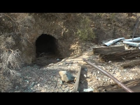 Exploring Arizona Abandoned Mines: Big Eye Mine
