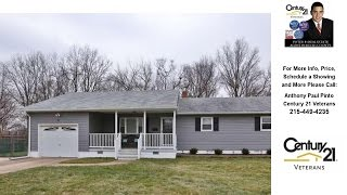 8 BALD CYPRESS LN, LEVITTOWN, PA Presented by Anthony Paul Pinto.