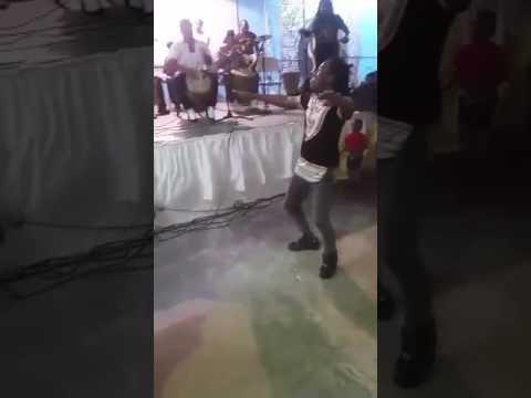 GARIFUNA TRADITIONAL PUNTA DANCING(1)