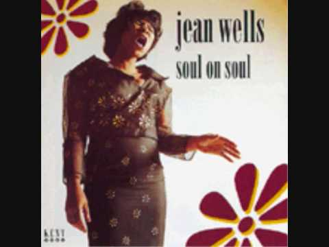 Jean Wells - Puttin' The Best On The Outside - 1971