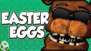 Fazbear Pizza Secrets - Easter Eggs in Five Nights At Freddy's - DPadGamer