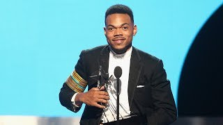 Chance The Rapper Gives POWERFUL Speech & Gets Surprised By Michelle Obama At BET Awards