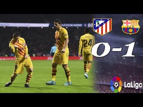 Photo of برشلونة واتلتيكو مدريد 1-0 الملخص الكامل ᴴᴰ تعليق حفيظ دراجي – الرياضة