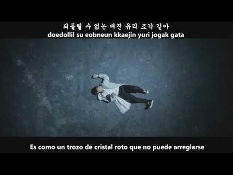 BTS (Taehyung) -  Stigma (Sub español - Hangul - Roma)
