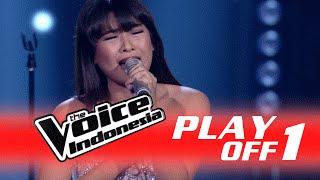 Vanessa Axelia Skyscraper I PlayOff 1 I The Voice Indonesia 2016
