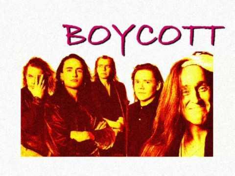 BOYCOTT - THE EDGE (HEAVY CARGO)