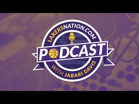 Lakers Nation Podcast: Episode 13 (D'Angelo Russell Trade Rumors?)