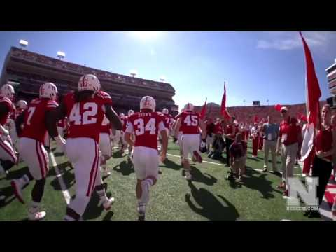 Nebraska Husker Football Pump Up 2016-2017