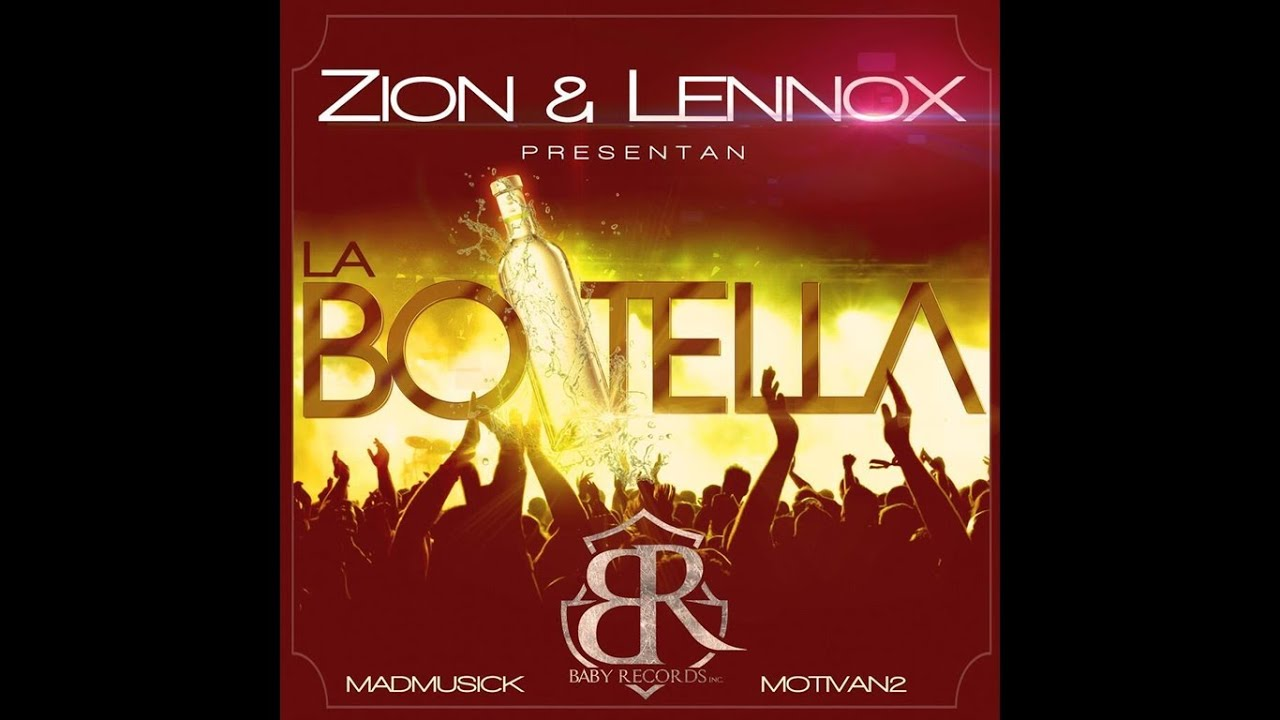 video reggaeton zion lennox: