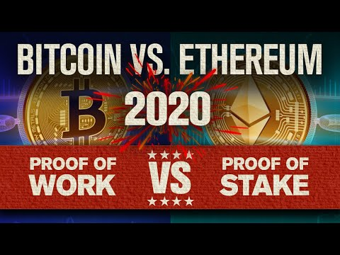 Can Ethereum Flip BITCOIN In 2020? $ETH A Better Buy?