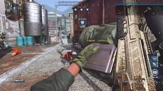 Call of duty MW my attempt at zerka's MW clip battle #2