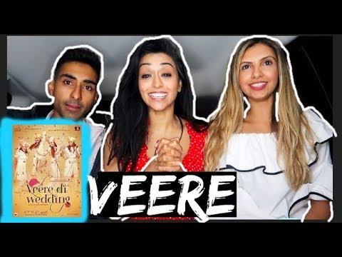 Veere REACTION | Veere Di Wedding | Kareena, Sonam, Swara, Shikha |Vishal, Aditi, Iulia, Dhvani,