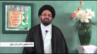 The Sings Of Reappearance Of The IMAM MAHDI AJTF Part 9  By Allama Syed Shahryar Raza Abidi
