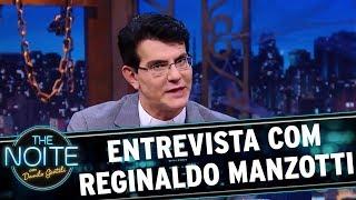 Entrevista com Padre Reginaldo Manzotti   The Noite (30/10/17)