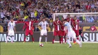 GOAL ARG, Lionel Messi No. 10, 78' | @Argentina v @fepafut #CopaAmerica