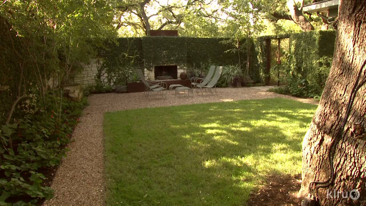 Drought garden design christy ten eyck central texas for Gardner austin