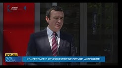 Kurti për Hotin: Presidenti po do një kryeministër të dobët - 24.04.2020 - Klan Kosova