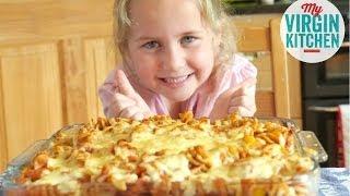 Phoebe's Tuna Pasta Bake