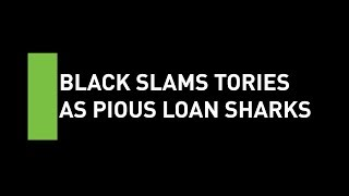Mhairi Black slams Tories as