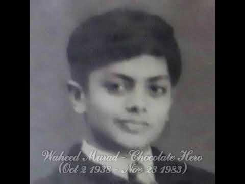 #1 Waheed Murad