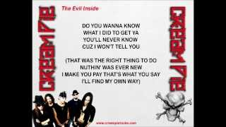 Cream Pie - The Evil Inside (w/lyrics) Thumbnail