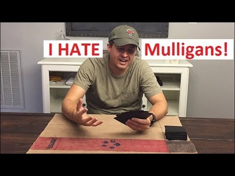 Doing a Mulligan SUCKS!  And here's why it changed!