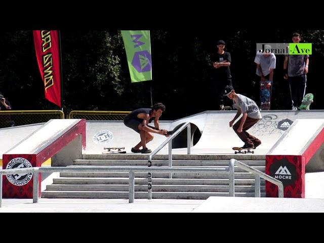 Santo Tirso acolheu a  quarta etapa do DC Skate Challenge.