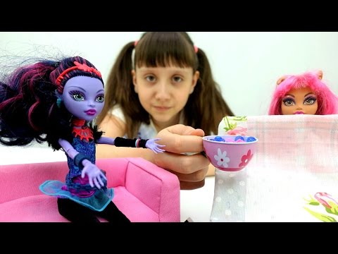 [Monster High Ghoul Spirit] #1 [lets play] и обзор