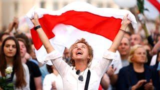 Беларусь. Протесты и марш за свободу | 16.08.20