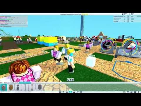 Roblox  Theme Park Tycoon 2  More Rides  Gamer Chad Plays