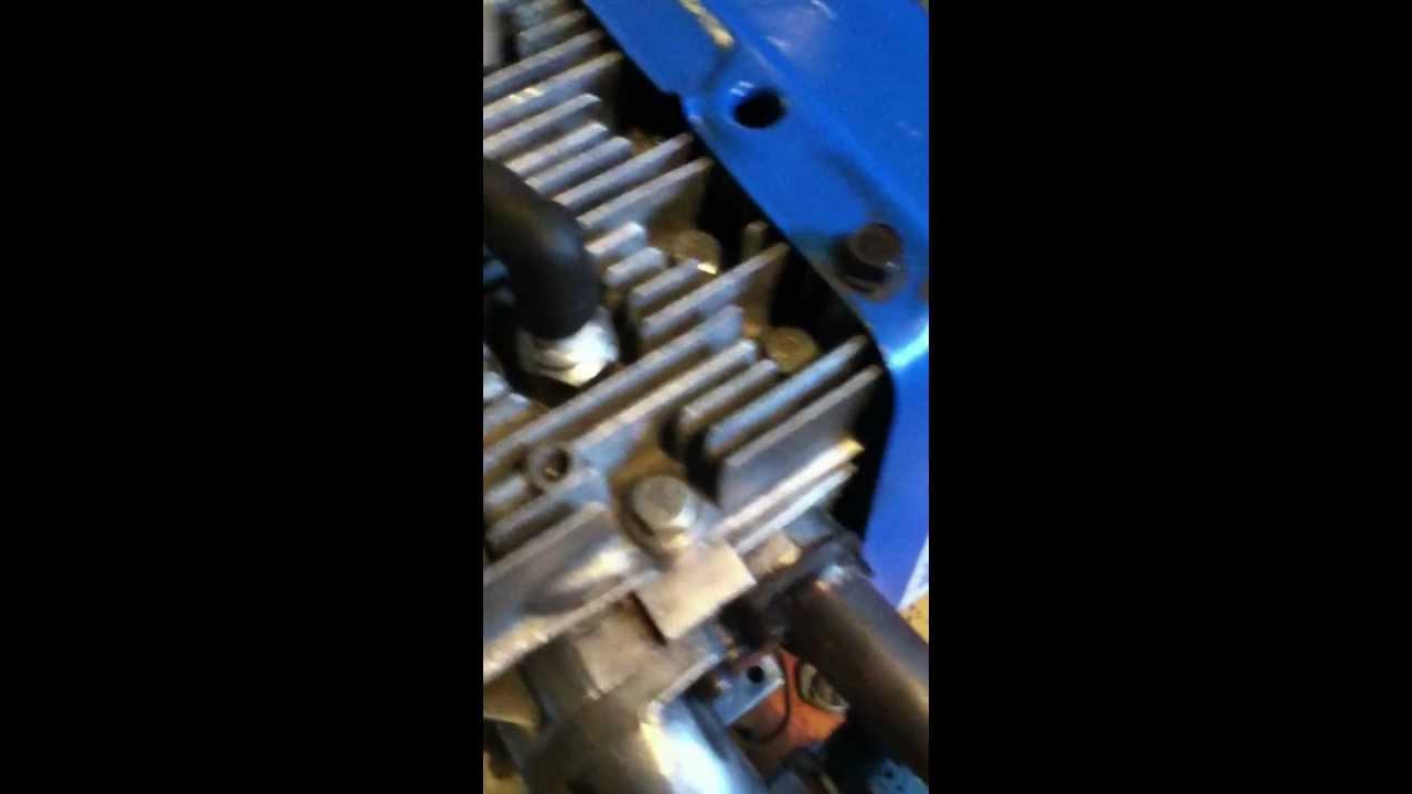 Throttle Linkage Setup On Stock Tecumseh 8 10 Hp Engine