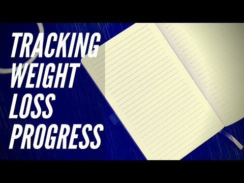 How to Track Your Weight Loss Progress!