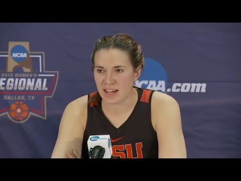 News Conference: Oregon State Elite Eight Preview
