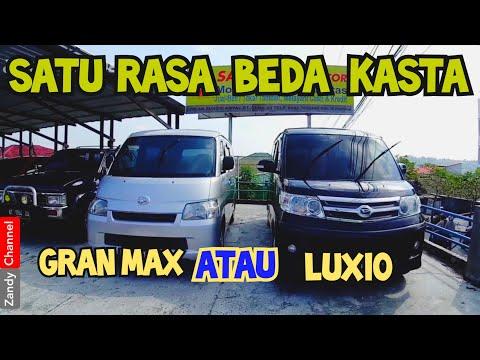 Perbandingan Fitur Daihatsu Luxio & Granmax Minibus Sesuai Selera Dan Kebutuhan