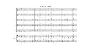 Modal Harmony: Five-Part Harmonizations in Each Mode