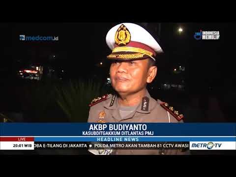 Kronologi Kecelakaan Maut Rombongan Santri di Tangerang