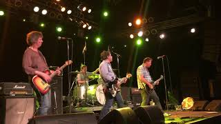 Hot Snakes - Death Camp Fantasy &  Jericho Sirens  - Live 7.6.2019 Pakkahuone, Tampere Finland