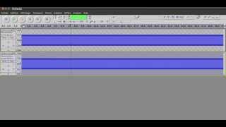 Create beat with Audacity