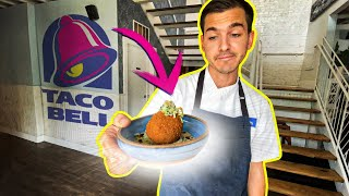 Pro Chef Turns My Taco Bell Gourmet