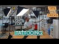 Best Lights for Tattooing (budget)